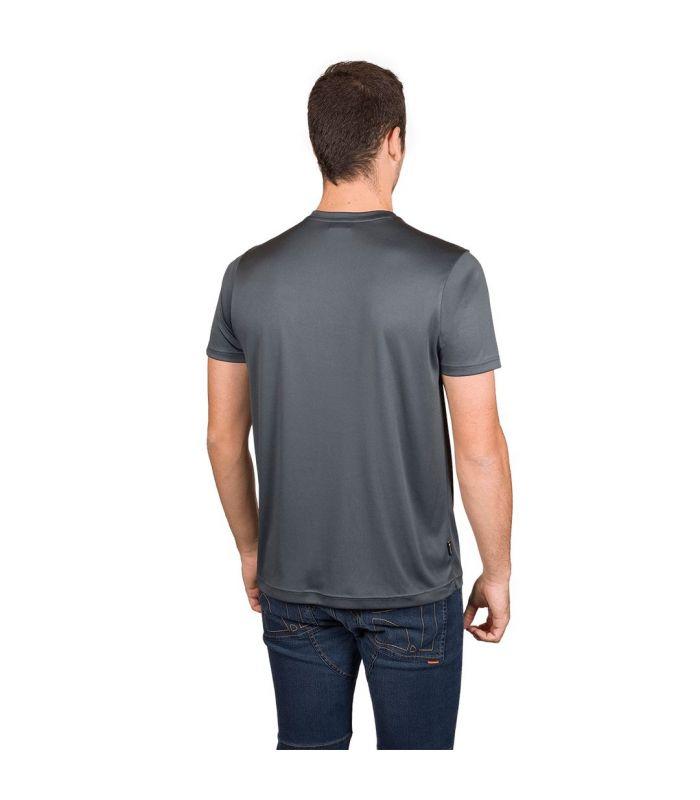 Compra online Camiseta Trangoworld Yesera VT Hombre Dark Shadow en oferta al mejor precio
