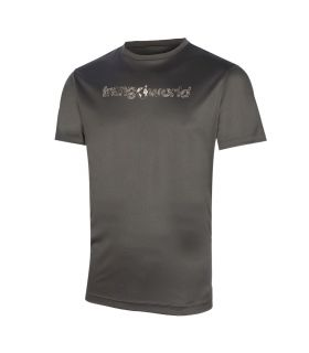 Camiseta Trangoworld Yesera VT Hombre Dark Shadow