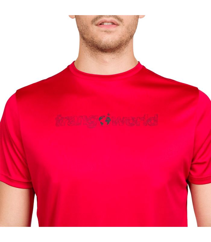 Compra online Camiseta Trangoworld Yesera VT Hombre Tango Red en oferta al mejor precio