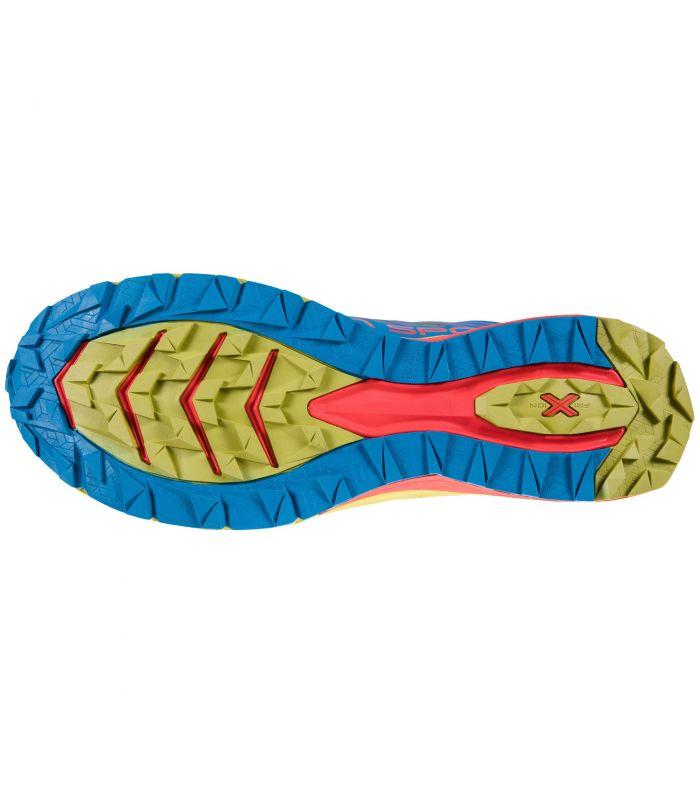 Compra online Zapatillas La Sportiva Jackal Hombre Neptune Kiwi en oferta al mejor precio