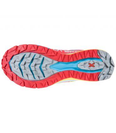 Zapatillas La Sportiva Jackal Mujer Hibiscus Malibu Blue