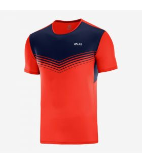 Camiseta Salomon S-Lab Sense Tee Hombre Racing Red
