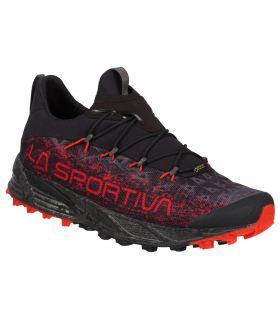 Zapatillas La Sportiva Tempesta Gtx Negro-Rojo Hombre. Oferta y Comprar online