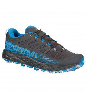 Zapatillas La Sportiva Lycan Gtx Gris-Azul Mujer