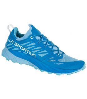 Zapatillas La Sportiva Kaptiva azul-blanco Mujer. Oferta y Comprar online