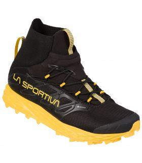 Zapatillas La Sportiva Blizzard Gtx Negro-Amarillo Hombre. Oferta y Comprar online