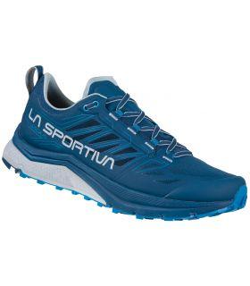 Zapatillas La Sportiva Jackal Azul-gris Hombre. Oferta y Comprar online