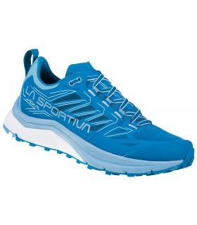 Zapatillas La Sportiva Jackal Azul-blanco Mujer. Oferta y Comprar online