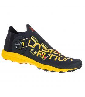 Zapatillas La Sportiva VK Boa® Negro-Amarillo Hombre. Oferta y Comprar online