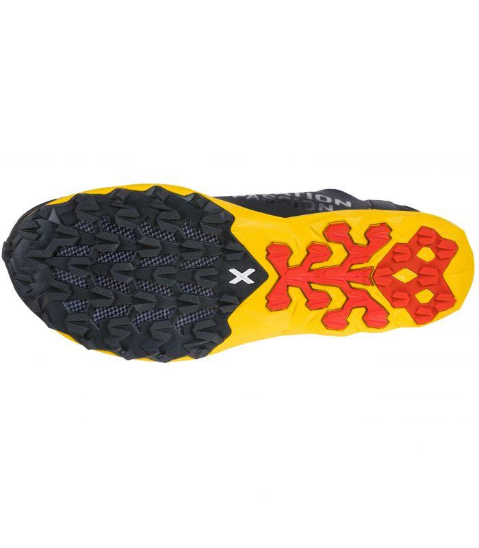 Compra online Zapatillas La Sportiva VK Boa® Negro-Amarillo Hombre en oferta al mejor precio