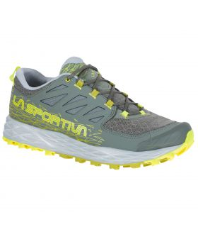 Zapatillas La Sportiva Lycan II Gris-verde Hombre. Oferta y Comprar online