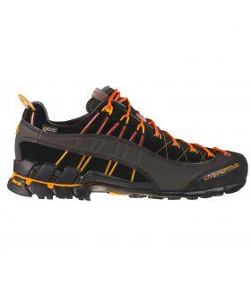 Zapatillas La Sportiva Hyper Gtx Negro-Naranja Hombre. Oferta y Comprar online