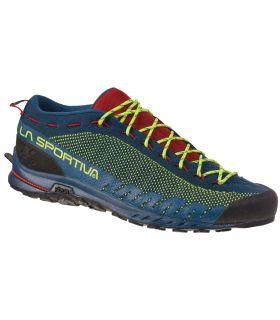 Zapatillas La Sportiva TX2 Azul-Rojo Hombre. Oferta y Comprar online