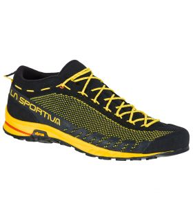 Zapatillas La Sportiva TX2 Negro-Amarillo Hombre