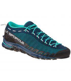 Zapatillas La Sportiva TX2 Azul-Verde Mujer