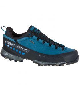 Zapatillas La Sportiva Tx5 Low Gtx Azul-Gris Hombre. Oferta y Comprar online
