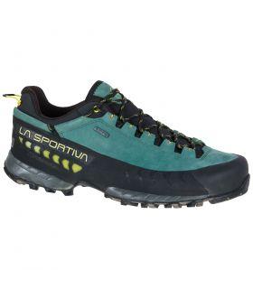 Zapatillas La Sportiva Tx5 Low Gtx Verde-negro Hombre. Oferta y Comprar online