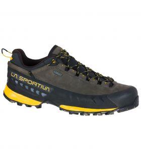 Zapatillas La Sportiva Tx5 Low Gtx Gris-Amarillo Hombre