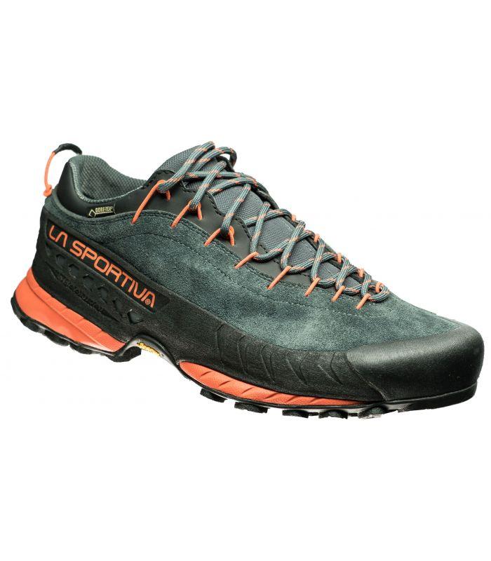 Compra online Zapatillas La Sportiva TX4 Gtx Gris-Naranja Hombre en oferta al mejor precio