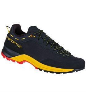 Zapatillas La Sportiva Tx Guide Negro-Amarillo Hombre