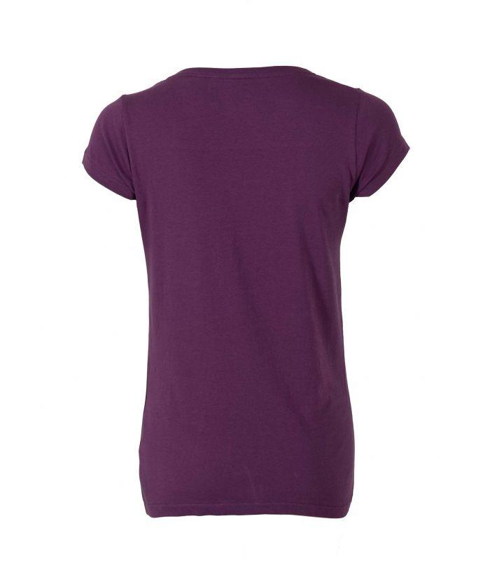 Compra online Camiseta Ternua Luzon Mujer Fig en oferta al mejor precio