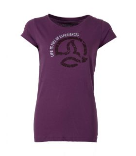 Camiseta Ternua Luzon Mujer Fig