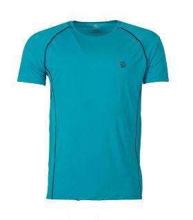 Camiseta Ternua Undre Hombre Deep Curacao. Oferta y Comprar online