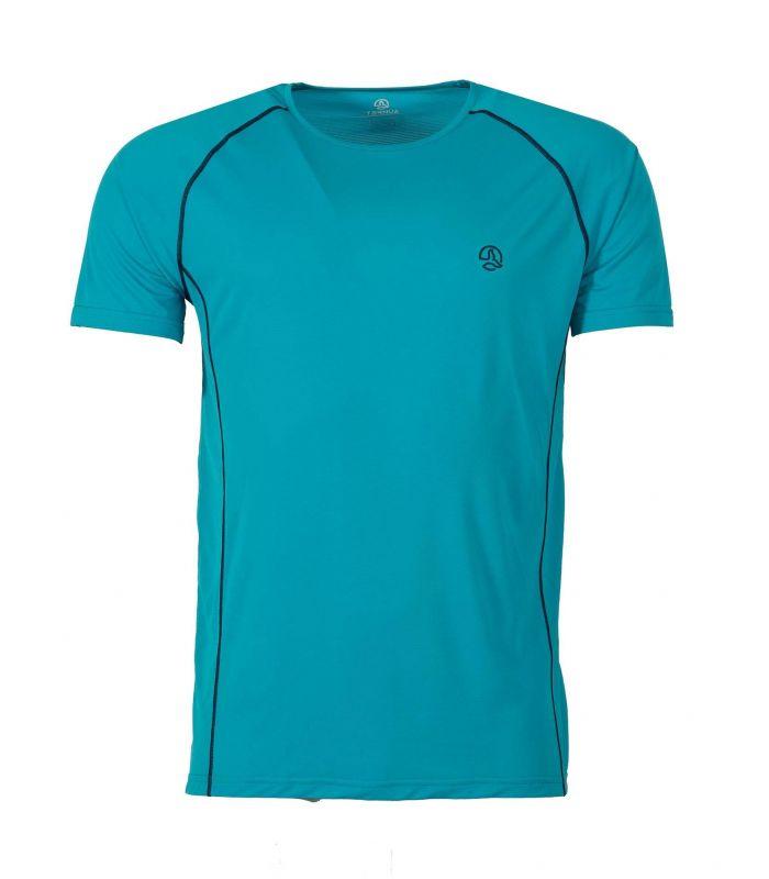 Compra online Camiseta Ternua Undre Hombre Deep Curacao en oferta al mejor precio