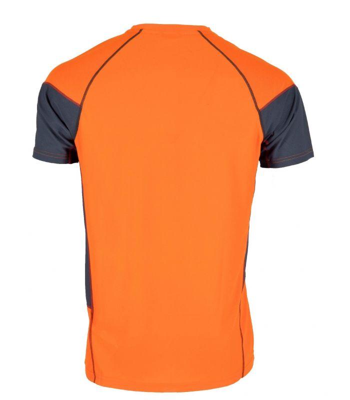 Compra online Camiseta Ternua Tipas Hombre Orange Red en oferta al mejor precio