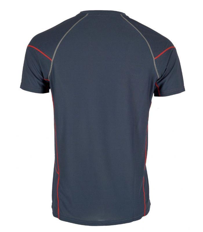 Compra online Camiseta Ternua Tipas Hombre Whales Grey en oferta al mejor precio