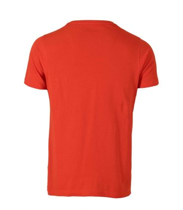 Camiseta Ternua Maranao Hombre Orange Red