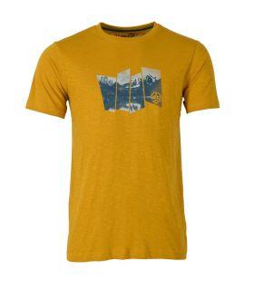 Camiseta Ternua Tausug Hombre Honey