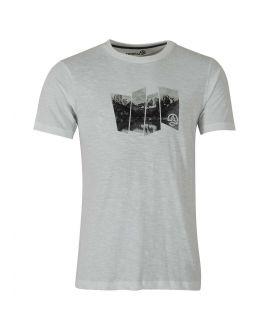 Camiseta Ternua Tausug Hombre White. Oferta y Comprar online