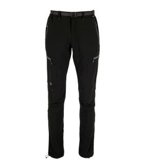 Pantalones Ternua Sabah Hombre Negro