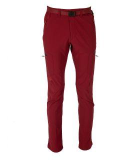 Pantalones Ternua Sabah Hombre Burgundy