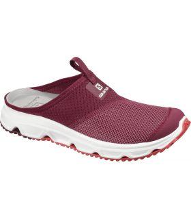 Zapatillas Salomon RX Slide 4.0 Mujer Rhododendr. Oferta y Comprar online