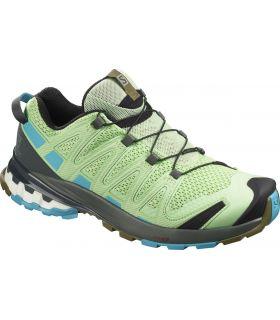 Zapatillas Salomon Xa Pro 3D V8 Mujer Spruce Stone. Oferta y Comprar online