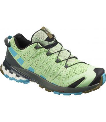 Zapatillas Salomon Xa Pro 3D V8 Mujer Spruce Stone