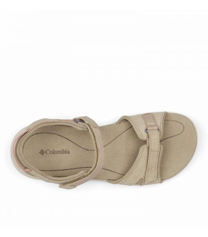 Compra online Sandalias Columbia Le2 Mujer Silver en oferta al mejor precio