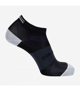 Calcetines Salomon Sonic Pro Negro Ébano