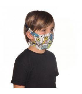 Mascarilla con filtro Buff Boo Multi Niños. Oferta y Comprar online