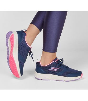 Zapatillas Skechers GOrun Consistent™ - Fearsome Mujer Navy