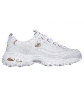 Zapatillas Skechers d'Lites Fresh Start Mujer Blanco