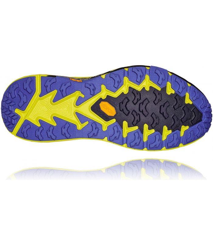 Compra online Zapatillas Hoka Speedgoat 4 Hombre Black Iris Prim en oferta al mejor precio