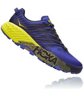 Zapatillas Hoka Speedgoat 4 Hombre Black Iris Prim. Oferta y Comprar online