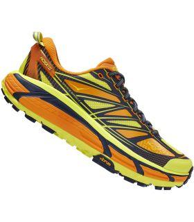 Zapatillas Hoka Mafate Speed 2 Hombre Bright Gold. Oferta y Comprar online