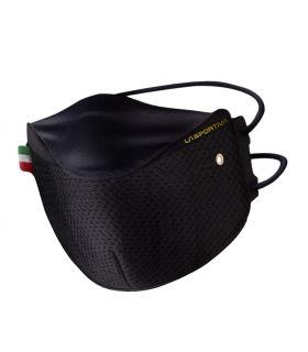 Mascarilla La Sportiva Stratos Mask Negro