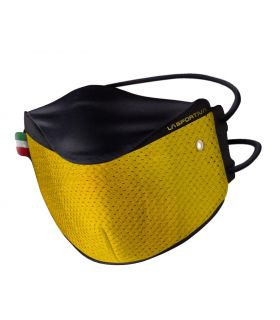 Mascarilla La Sportiva Stratos Mask Amarillo