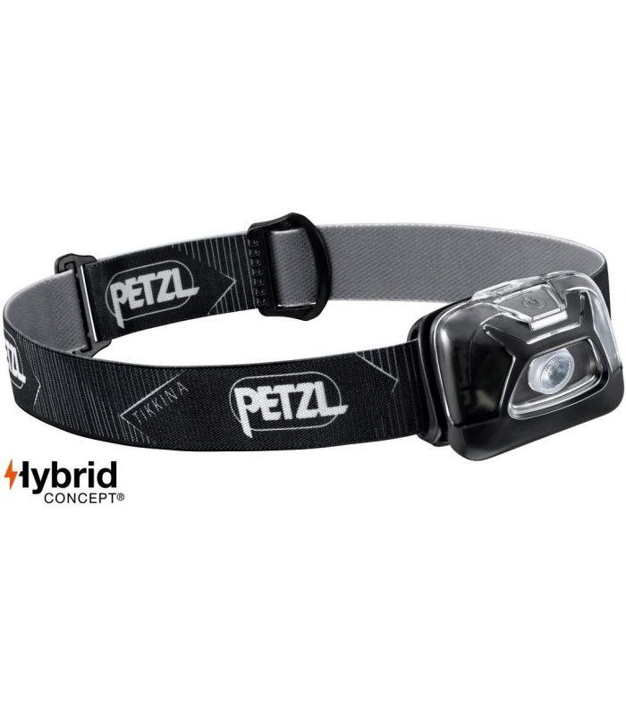 Compra online Frontal Petzl Tikkina Negro en oferta al mejor precio