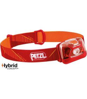Frontal Petzl Tikkina Rojo. Oferta y Comprar online
